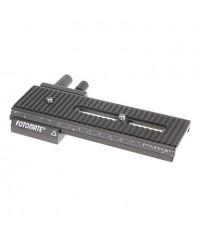 Fotomate 2 Way Macro Focus Focusing Rail Slider Fotomate LP-01 100mm Movable Range