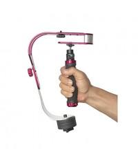 Mini Arched Handheld Camera Stabilizer DV Video Capture Shock Mount+Gopro Adapter
