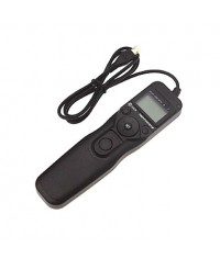 Dengpin® RM-VPR1 Weired Timer Remote Control for Sony A6000 A5100 A5000 NEX-3N HX60 HX400 RX100II RX100III A7 A7R