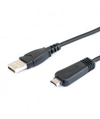 1.5M 2.0 USB Cable for Sony DSC-TX55 DSC-TX66 DSC-W570 DSC-WX30 Camera