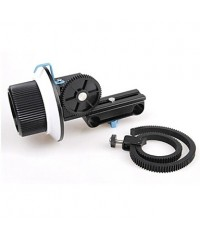Professional DSLR Follow Focus F1 for 15mm Rod Support 5D2 7D GH2 GH1 60Dcamera DV HDV Specifications
