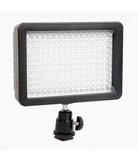 WanSen W160 LED Video Light Lamp 12W 1280LM 5600K/3200K Dimmable for Canon Nikon Pentax DSLR Camera Video Light Wholesale