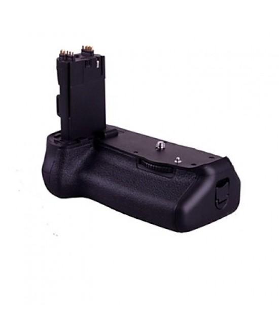 Free Shipping Camera Battery Grip Holder for Canon 70D DSLR as BG-E14