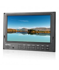 """Feelworld FW709 Portable 7"""" IPS Screen On-Camera Field HD Monitor Resolution 1024 * 600 Pixels Support for FS7 A7S GH4"""
