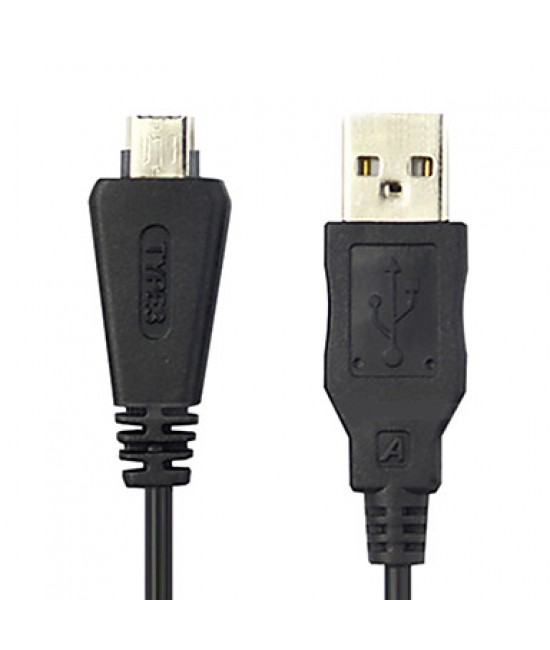 Camera Cable for Sony DSC-TX66 TX100 TX10 TX20 TX55 WX7 WX9 [100cm]